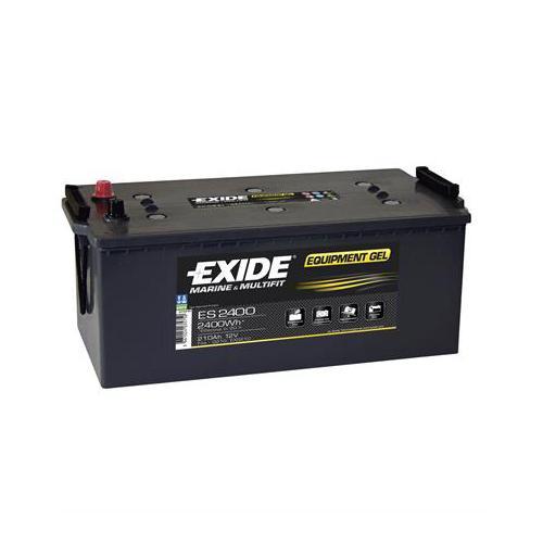 Exide Equipment ES2400 Gel Akü & Exide ES 2400 Jel Akü