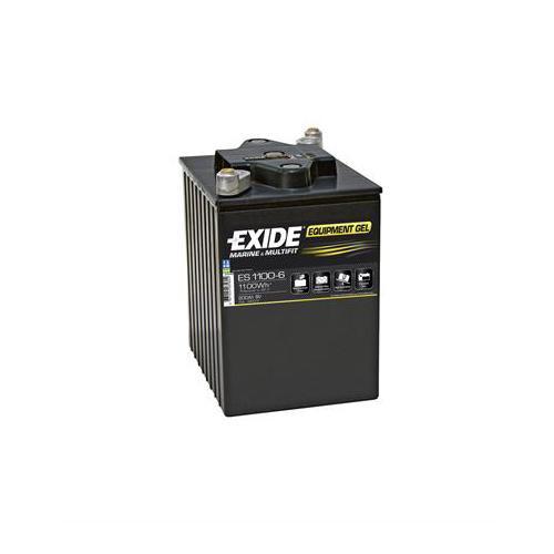 Exide Equipment ES1100-6 Gel Akü & Exide ES 1100-6 Jel Akü