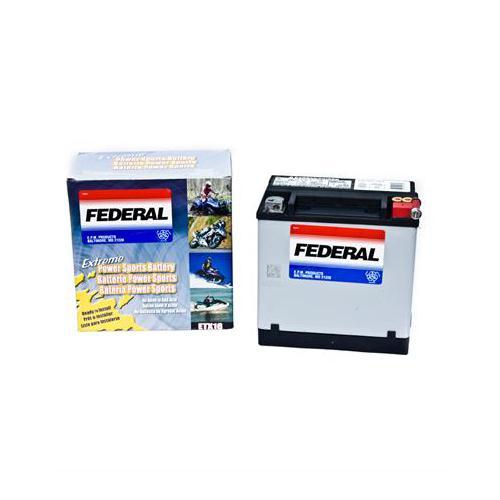 Federal Power Sport ETX16 12V 19 Amper Agm Akü