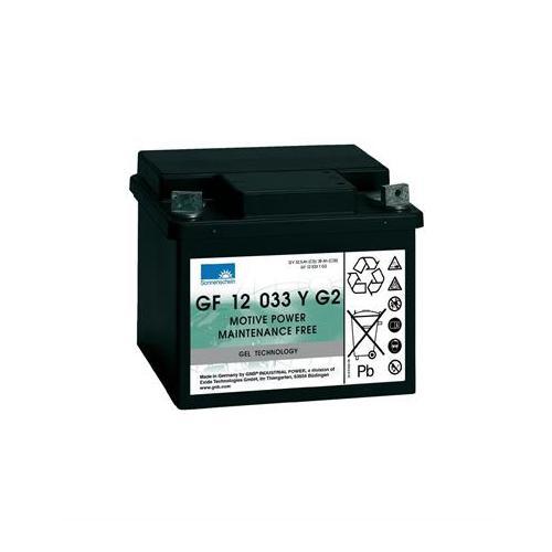 Sonnenschein GF 12 033 Y 2 12V 38 Amper Temizlik Makinası Jel akü