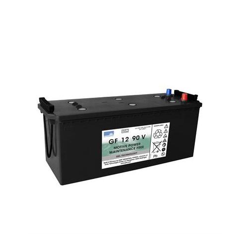 Sonnenschein GF 12 090 V 12V 110 Amper Temizlik Makinası Jel Akü