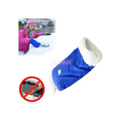Demircioğlu Buz Kazıyıcısı Mavi Eldivenli