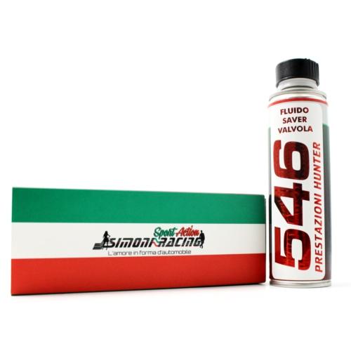 Simoni Racing Fluido Saver Valvola - LPG Subap Yağlayıcı SMN100546