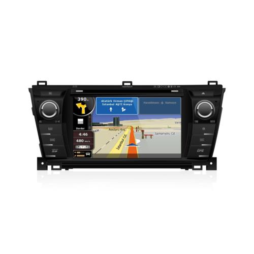 Navitech ZX-224R, Toyota Corolla Araç Navigasyon ve Multimedya Sistemi