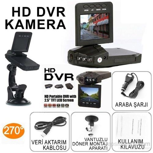 Vip HD DVR Taşınabilir Araç Kamerası 2.5'' TFT LCD