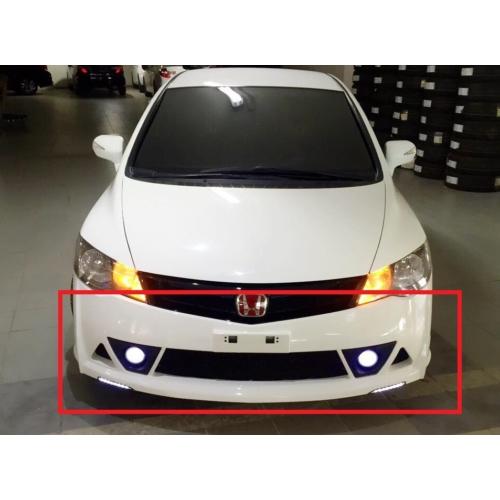 Civic Honda 2006 - 2011 Rr Ön Tampon - Boyalı