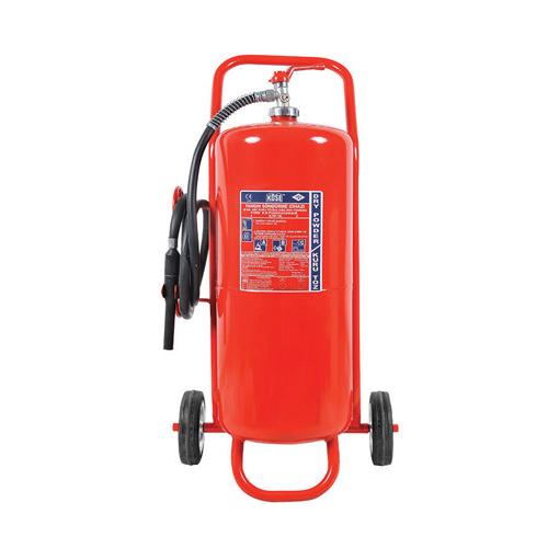 Köse Yangın Söndürücü - 50 Kg Kuru Kimyevi Tozlu Yangın Söndürücü