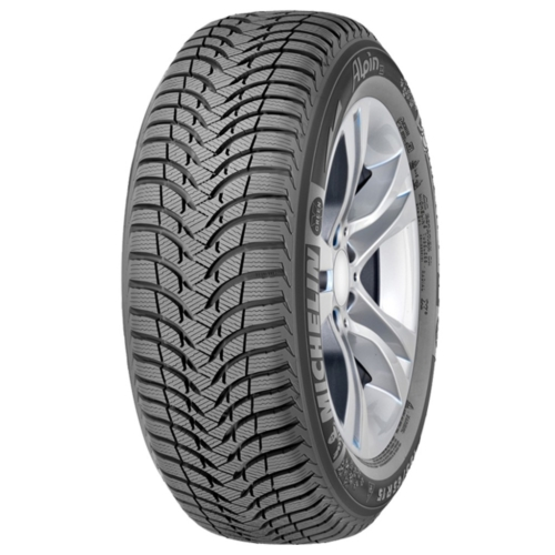 Michelin 195/50 R15 Tl 82 T Alpın A4 Grnx Bınek Kış Lastik