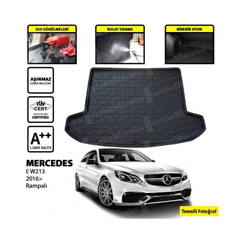 Mercedes E W213 Rampalı Bagaj Havuzu 2016 Sonrası