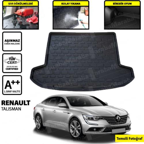 Renault Talisman Sedan Bagaj Havuzu