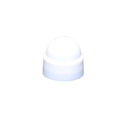 Civata Kapağı M10 Beyaz (Kendinden Pullu) 5 Adet