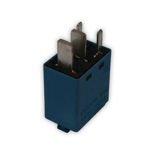 4 Ayaklı Mikro Röle Mavi 12V Ford 96Fg19W572Aa