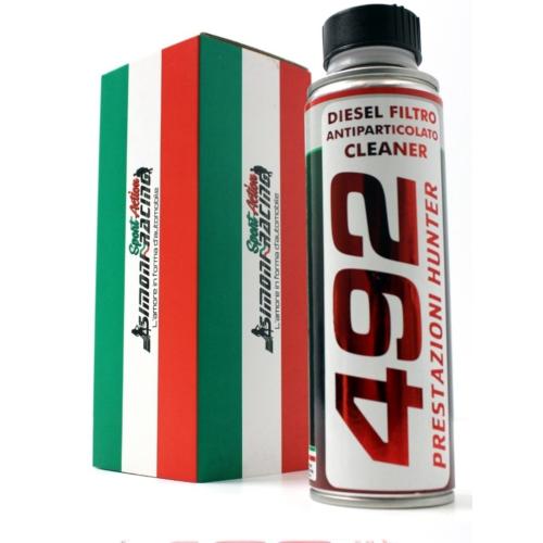 Simoni Racing Disel Filtro Antiparticolato Cleaner - Dizel Partikül Filtre Temizleyici SMN100492