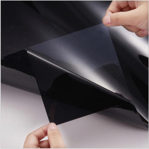 ModaCar Süper Koyu Siyah Çizilmez Cam Filmi 3 Metrekare 551159