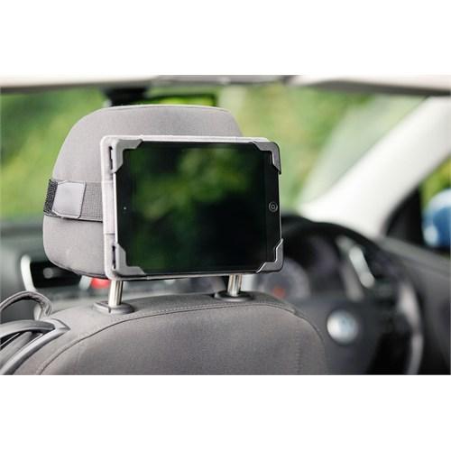 """Pouch UH7 34267 7-8""""Araç içi Koltuk Arkalık Universal Tablet Askısı"""
