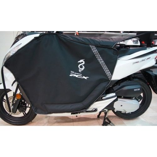 Honda Pcx 125 Scooter Kumaş Diz Rüzgarlığı