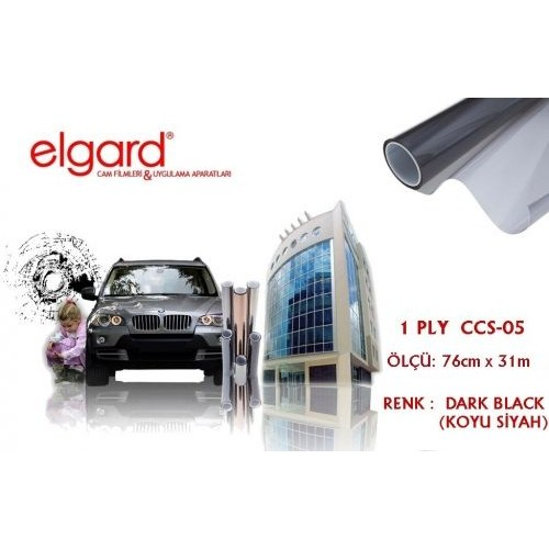 Elgard Koyu Cam Filmi Ns-Ccs-05 (76Cmx31m)