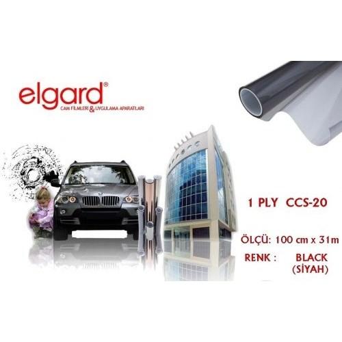 Elgard Orta Koyu Cam Filmi Ns-Ccs-20 (100Cmx31m)