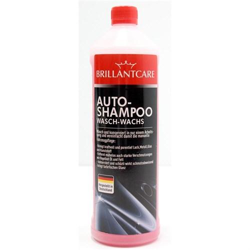 Brillantcare Cilalı Oto Şampuanı Waschen-Wachs 104010