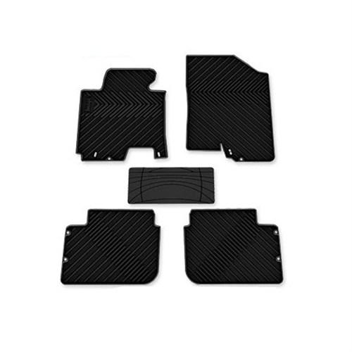 Hyundai İ30 Paspas Seti Siyah 2012 Sonrası