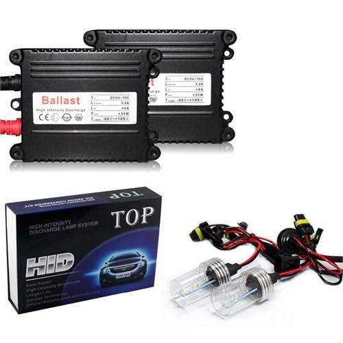 ModaCar Prolight H4 8000 Kelvin H.I.D Xenon Kit 104002