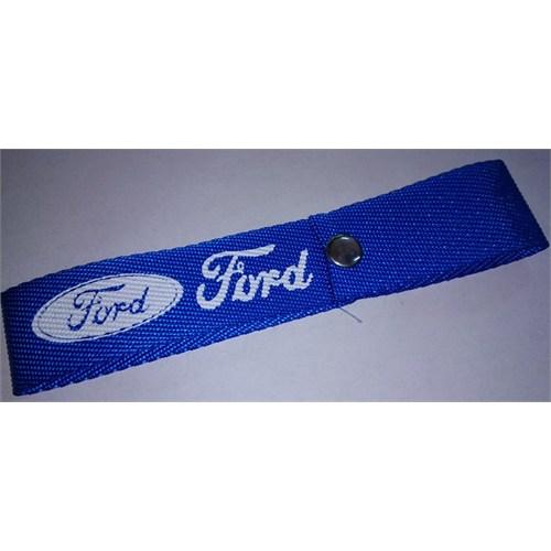 Ford Çıtçıtlı Tampon Çeki İpi Mavi 10 Lu