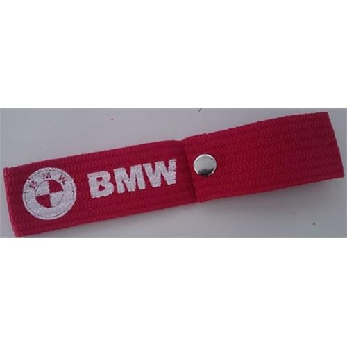 Bmw Çıtçıtlı Tampon Çeki İpi Kırmızı 10 Lu