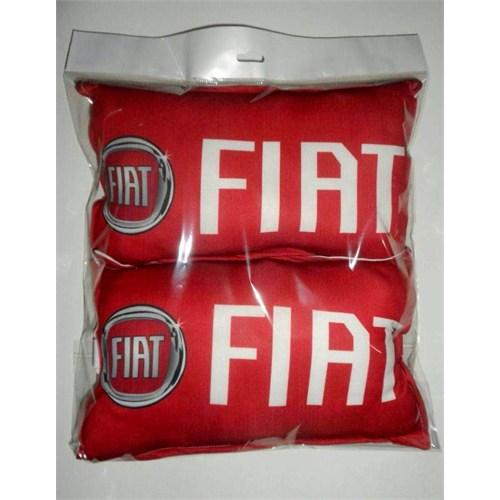 Fiat Krımızı Boyun Yastığı Minderi