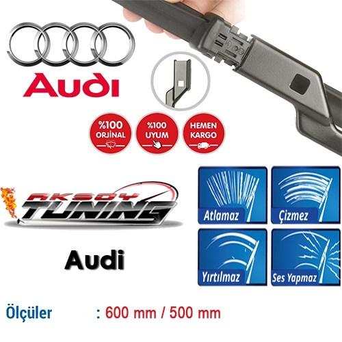 Audi A4 2009-2013 Orjinal Muz Tipi Silecek