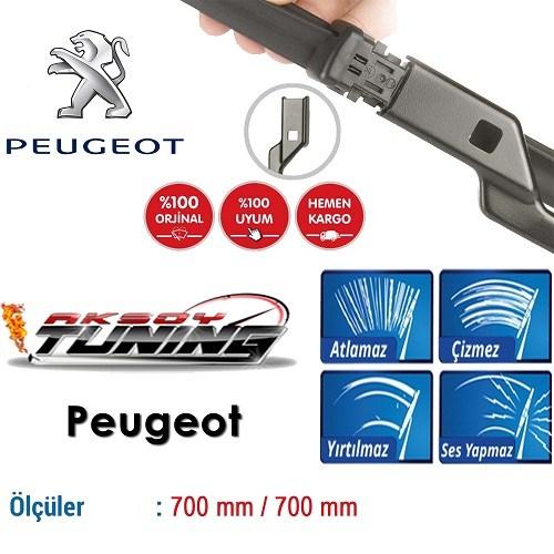 Peugeot 308 Orjinal Muz Tipi Silecek
