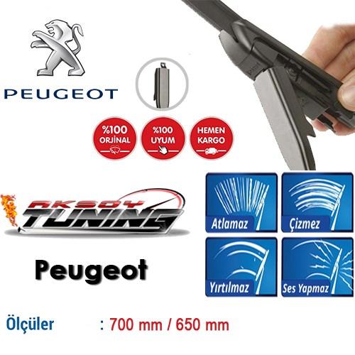 Peugeot 307 Orjinal Muz Tipi Silecek