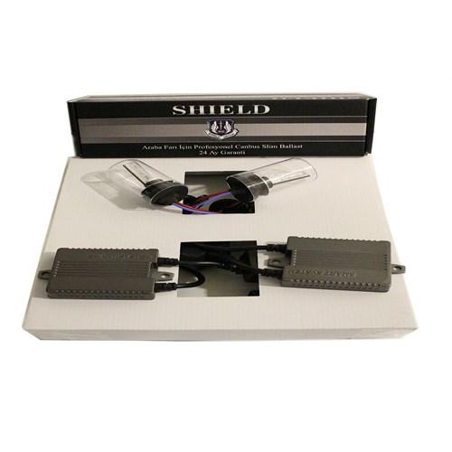 Shield Canbus Emc Sistem H3 8000K Xenon Far Seti