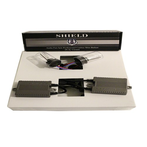 Shield Canbus Emc Sistem H4 8000K Xenon Far Seti (Uzun/Kısa)