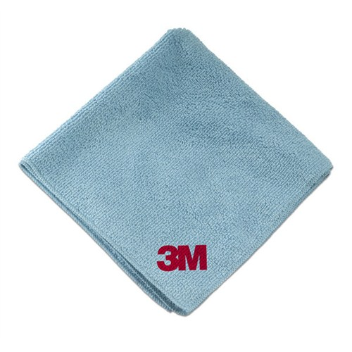 3M Perfect IT III  50486 (20105) Microfiber Parlatma Bezi-Mavi