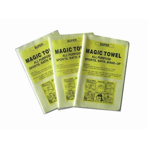 Autocsi (2+1 Hediyeli) Süper Magic Towel Sihirli Temizleme Bezi 20092