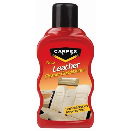 Carpex Leather Cleaner Conditioner Deri Temizleyici Ve Koruyucu Krem