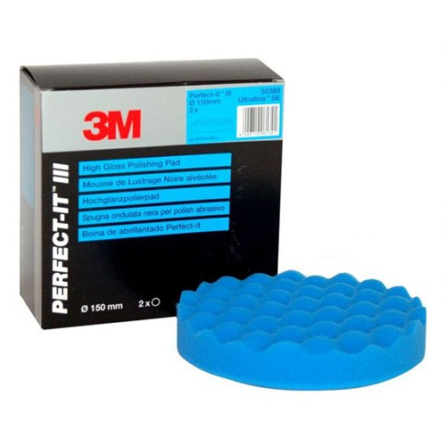 3M Perfect It High Gloss Polishing Pad Hare Giderici Sünger