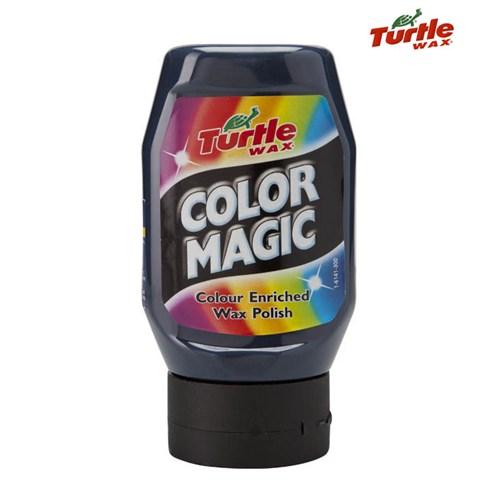 Turtle Wax Colour Magic Renkli Cila Siyah