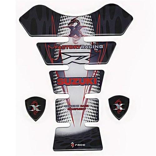 Tex Txs 04 Suzuki R Factory Racing Xrace Tank Pad