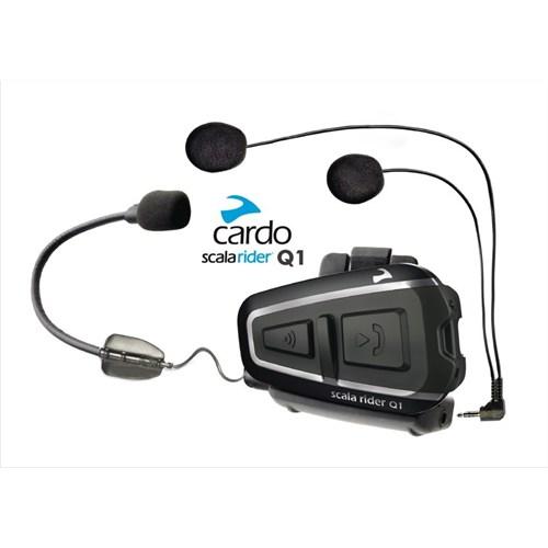 Scala Rıder Q1 Bluetooth Ve Intercom (Teklı Paket)