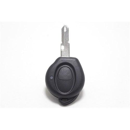 Gsk Peugeot 1 Tuşlu Anahtar