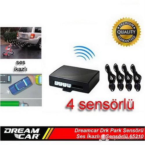 Dreamcar Drk Park Sensörü Ses İkazlı 4 Sensörlü 65210
