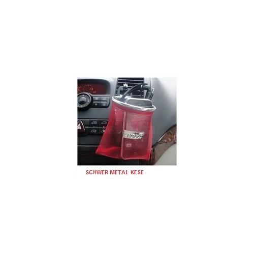 Schwer Akıllı Metal Kese Kırmızı 9576