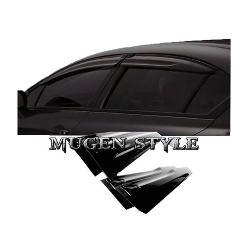 Carat Honda Civic 2006-2011 Mugen 4'Lü Cam Rüzgarlık