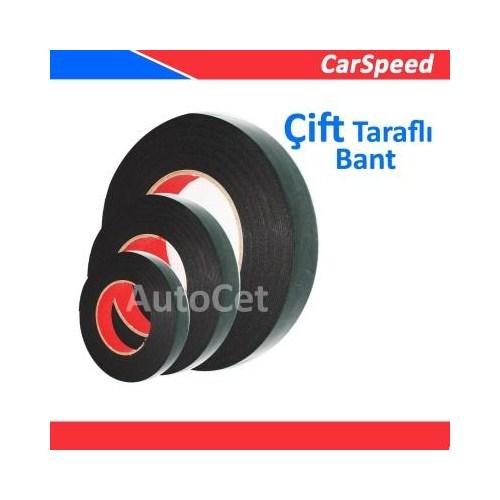 CarSpeed Çift Taraflı Bant 40 mm x 10 Metre