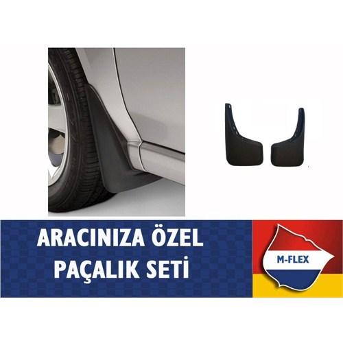 M-FLEX Fiat Fiorino ÖN Çamurluk Seti 38h002