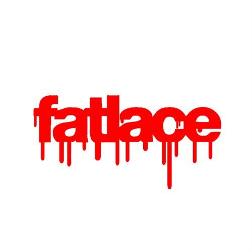 """Z tech """" fatlace """" Kırmızı Sticker 14x7cm"""