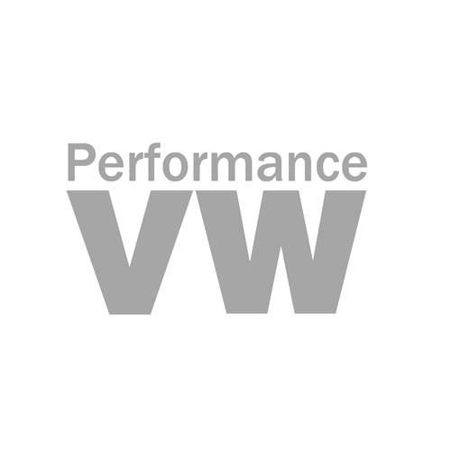 """Z tech """"Performance VW """" Gri Sticker 12x7cm"""