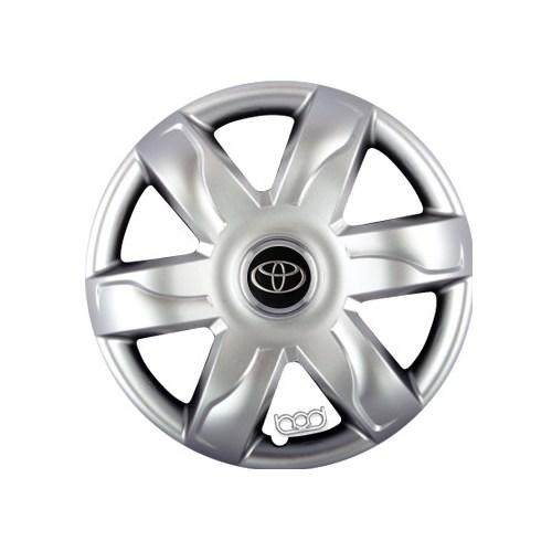 Bod Toyota 15 İnç Jant Kapak Seti 4 Lü 518