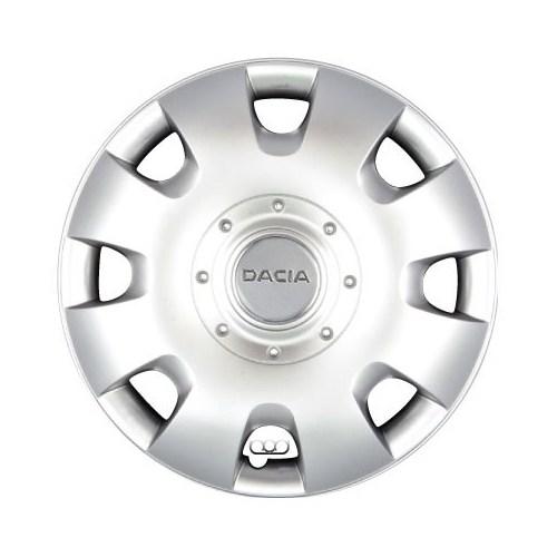 Bod Dacia 15 İnç Jant Kapak Seti 4 Lü 504